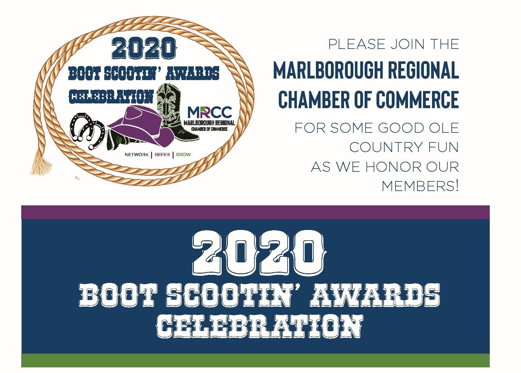 2020 Boot Scootin' Awards Celebration